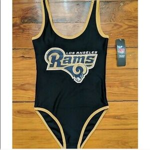 Rams Bodysuit NEW